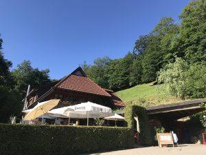 Sonnerss Heinehof St. Ulrich mit Terrasse