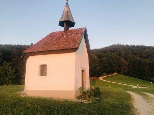 Kapelle auf dem Saalenberg