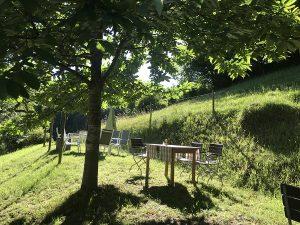 Gartenflair in Sonners Heinehof